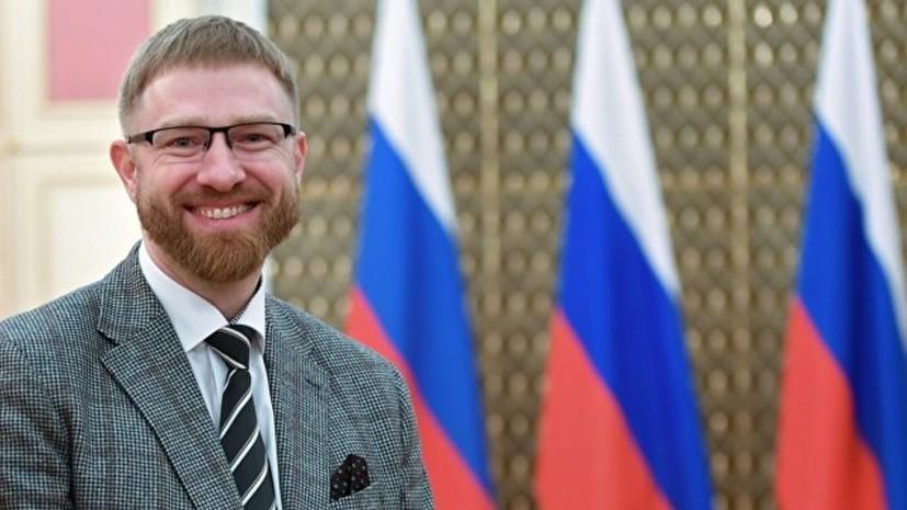 ВМИДРФ назвали задержание корреспондента Малькевича предлогом для новых санкций