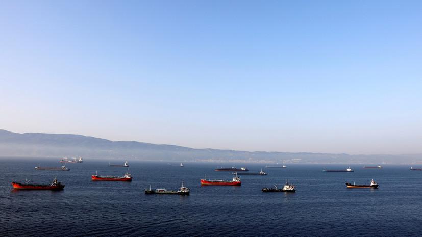 В Иране заявили о готовности обеспечить безопасность нефтяных танкеров