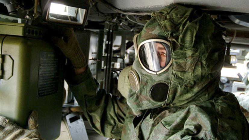 «Актуальность никуда не исчезла»: как изменились российские химические войска за 100 лет