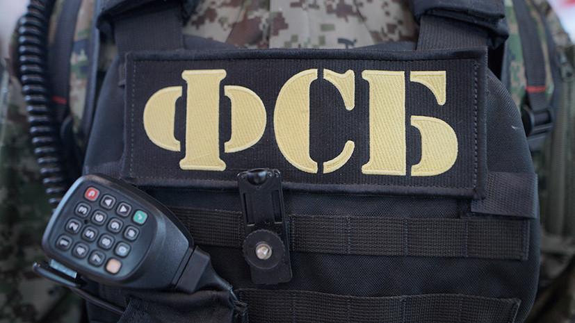 Задержанный украинский диверсант рассказал о подготовке терактов в Крыму