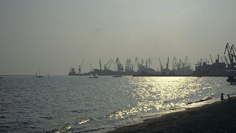 На Украине оценили возможность проведения учений НАТО в Азовском море