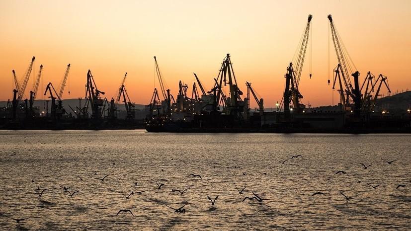 В Госдуме ответили на призыв ввести санкции против портов России