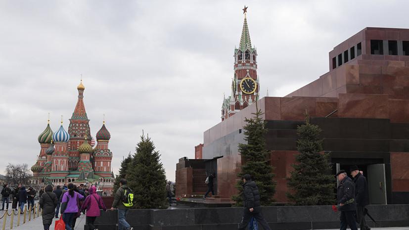 В России предлагают похоронить Ленина к 100-летию его смерти