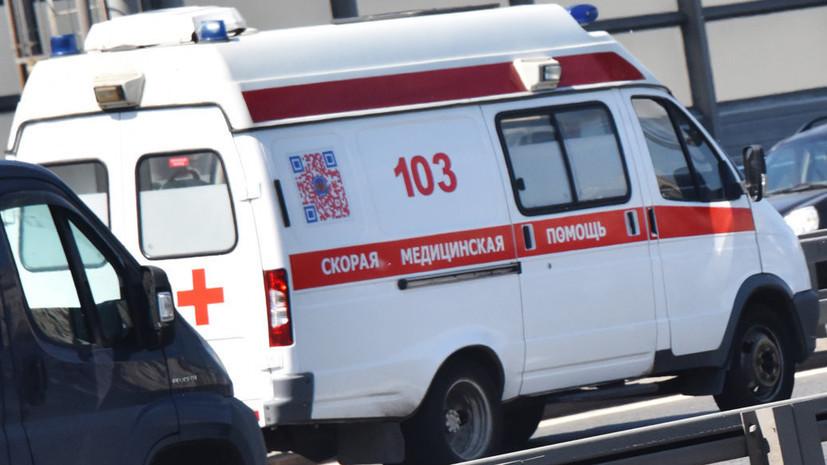 Электричка сбила двух подростков в Приморском районе Петербурга