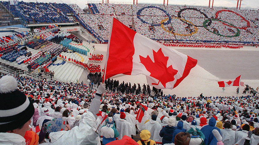Одного раза достаточно: жители Калгари высказались против проведения в городе Олимпийских игр 2026 года