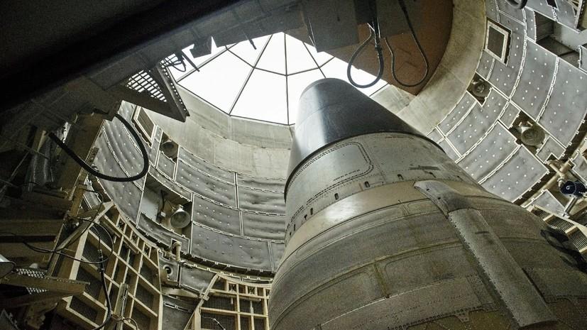 «Совет военного»: почему американский генерал призвал возобновить переговоры с Россией о контроле над ядерным оружием