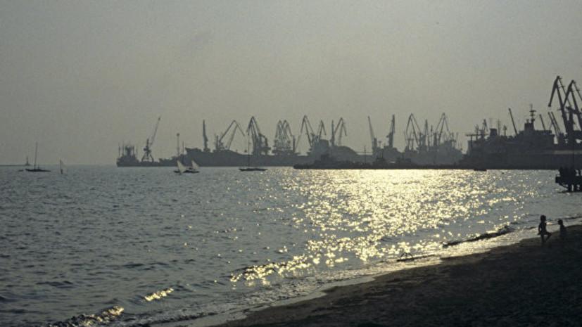 Украина задержала 15 судов за заходы в порты Крыма