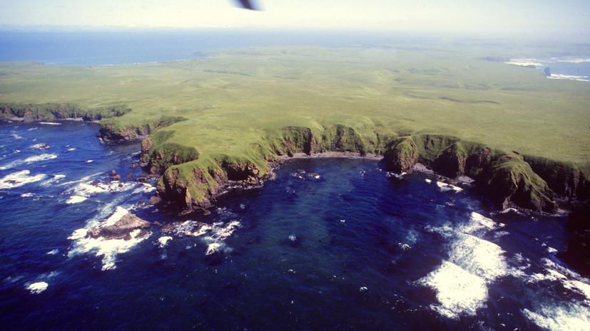 Япония рассчитывает установить суверенитет над двумя островами на Курилах