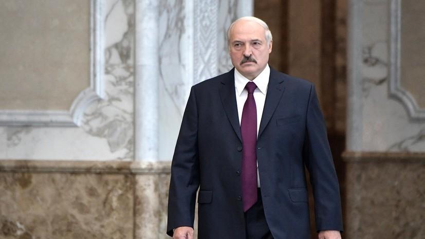Лукашенко потребовал обеспечить стопроцентную энергетическую независимость Белоруссии