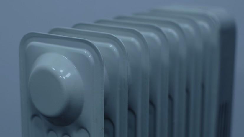 Около 70% зданий в Смеле подключены к отоплению