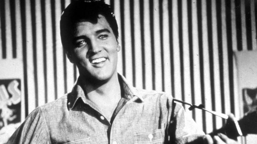 Элвис Пресли посмертно награждён президентской медалью Свободы