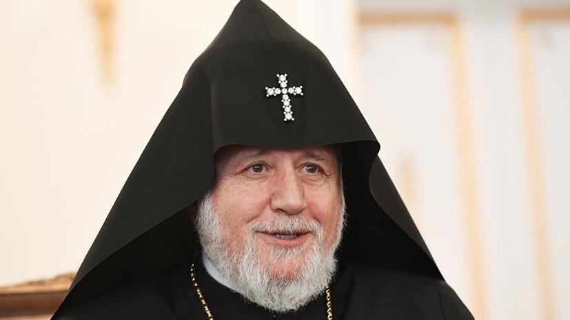 Армянская апостольская церковь выступила против предоставления Украине томоса