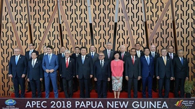 Лидеры АТЭС не смогли достигнуть соглашения при принятии итоговой декларации