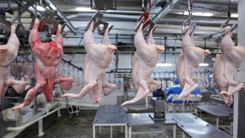 Россельхознадзор запрещает транзит по России в Казахстан мяса птицы из США