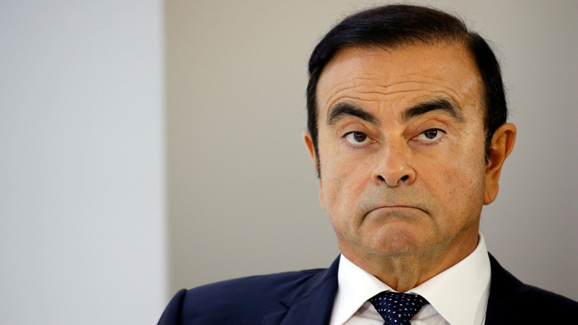 Арестован президент Nissan Motor