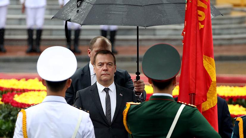 «Победителей здесь не будет»: Дмитрий Медведев рассказал об исходе торговых войн
