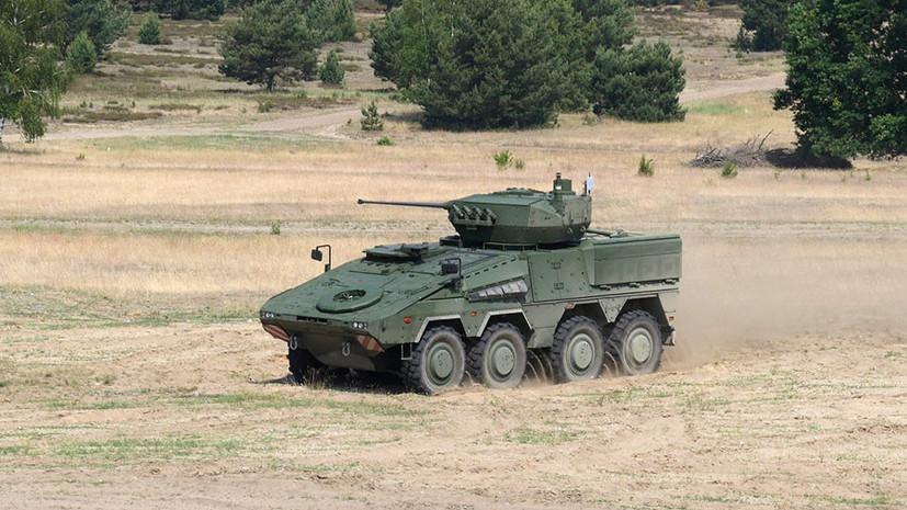 «Волки» бундесвера: как Германия усиливает контроль над Вооружёнными силами Литвы