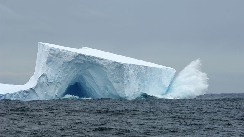 Уровень опасности: как таяние ледников Антарктики может повлиять на процесс глобального потепления