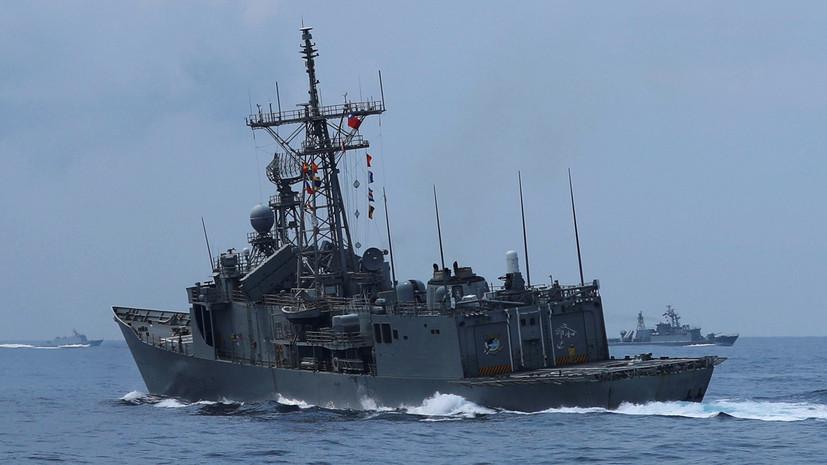 Киев посетовал напредложенные ВСУ списанные американские фрегаты