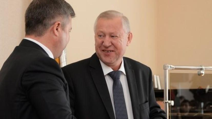 Гордума Челябинска утвердила отставку мэра