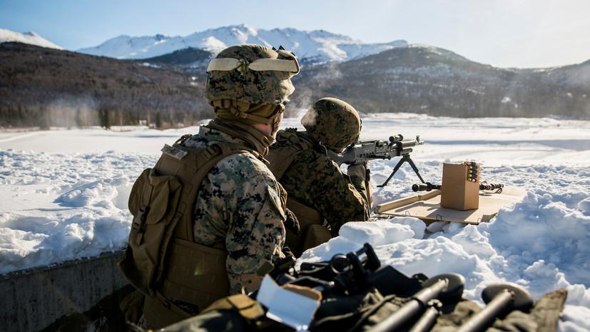В США заявили о необходимости усилить военное присутствие в Арктике