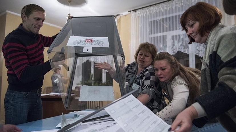 В ДНР заявили о предотвращении диверсии СБУ в день выборов
