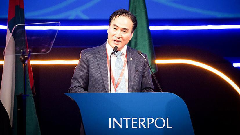 Эксперт прокомментировал избрание нового президента Интерпола