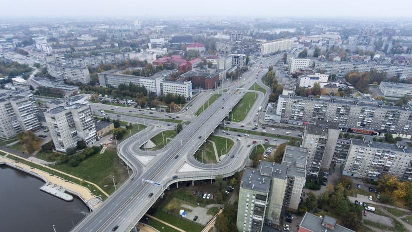 Промышленное производство в Калининградской области выросло на 3,1% за 10 месяцев