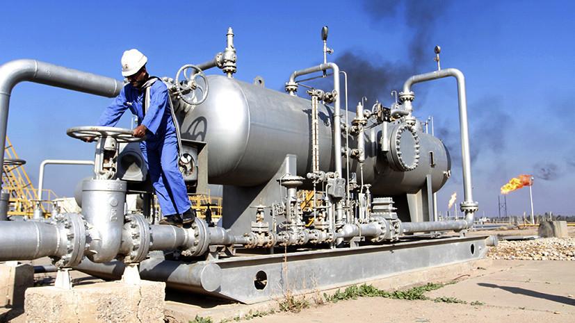 Затяжное пике: цена на нефть марки Brent упала до годового минимума