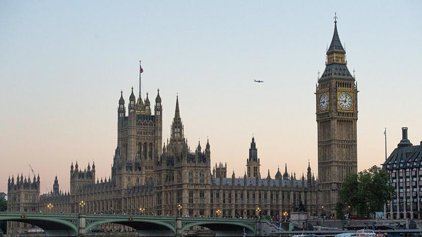 В Британии заявили об угрозе новой холодной войны в случае денонсации ДРСМД
