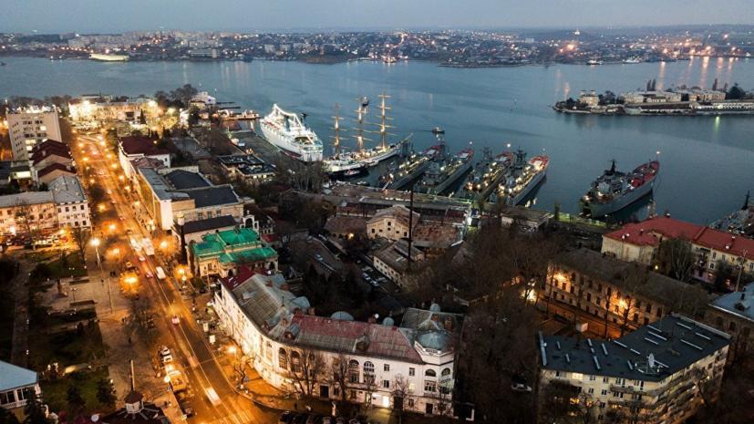 В Крыму намерены создать Фонд развития курортной инфраструктуры