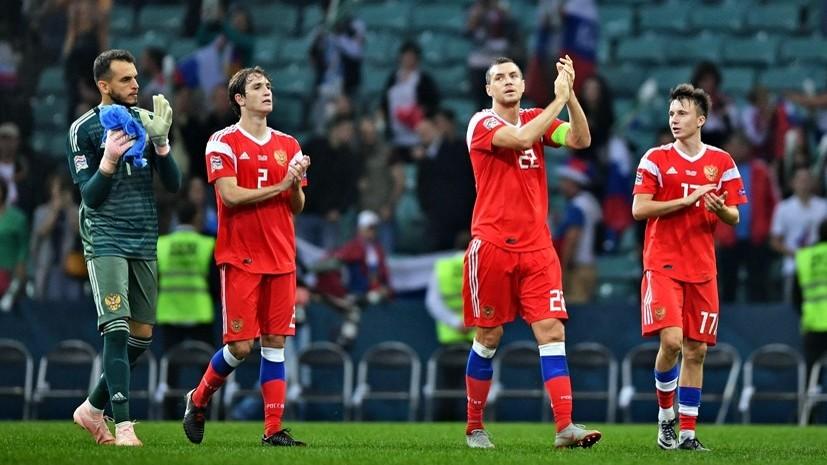 Длительная перестройка: как меняется сборная России по футболу