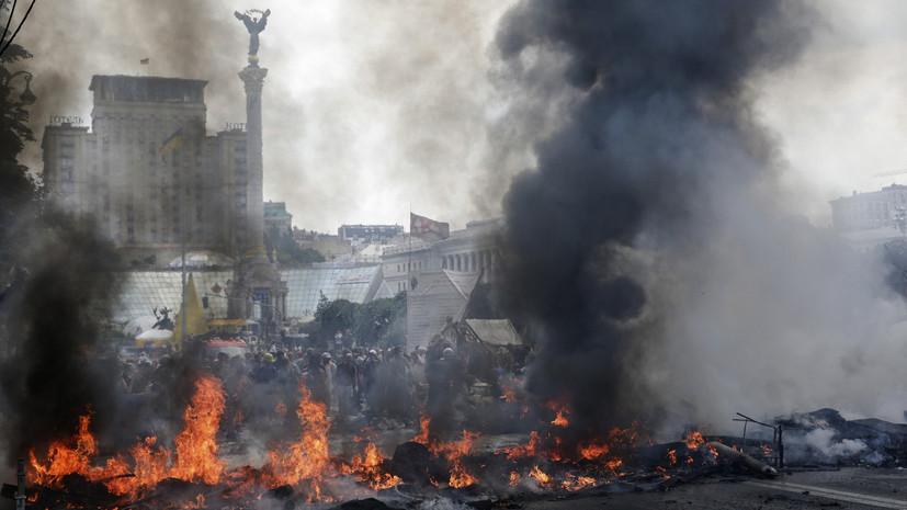 В Крыму заявили о возможности «нового майдана» на Украине