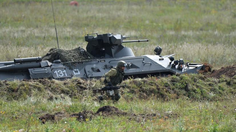 В Дагестанепрошли антитеррористические учения