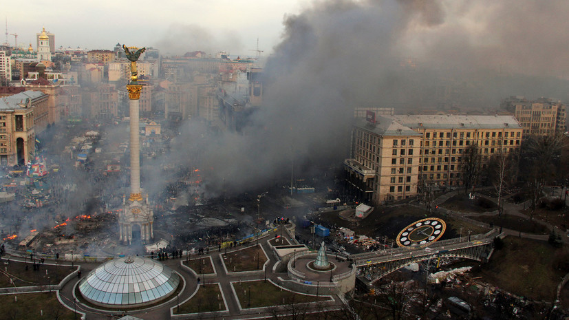 Эксперт прокомментировал заявление о новом «майдане» на Украине