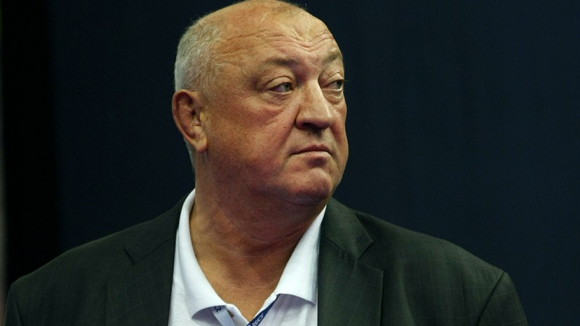 Олимпийский чемпион по борьбе Андиев скончался на 67-м году жизни