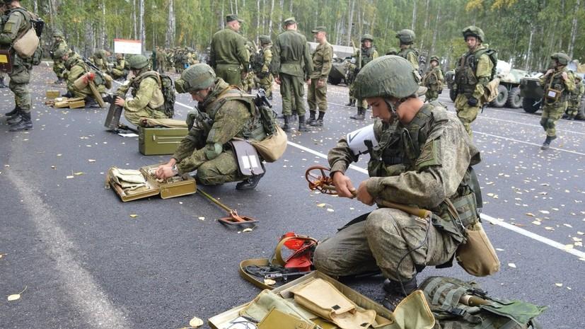 Российская армия попала в тройку сильнейших в мире