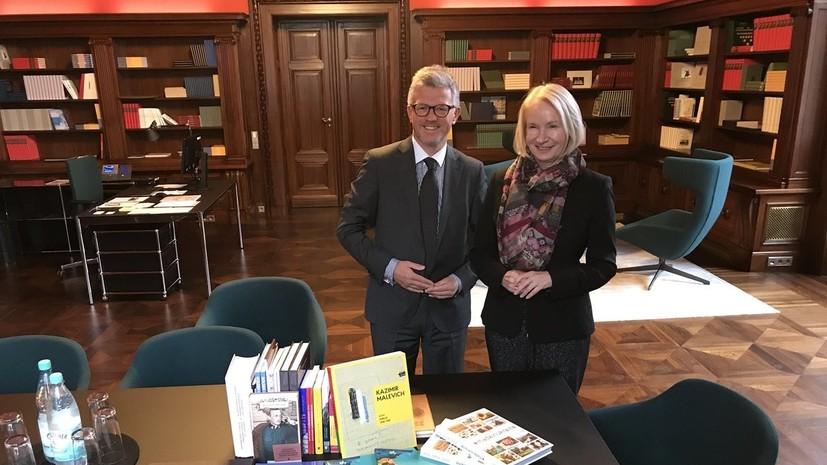 Украинский посол ответил на требование МИД ФРГ закрыть «Миротворец»