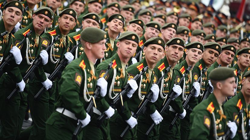 «Мы очень быстро перевооружаемся»: Россию включили в тройку сильнейших стран мира