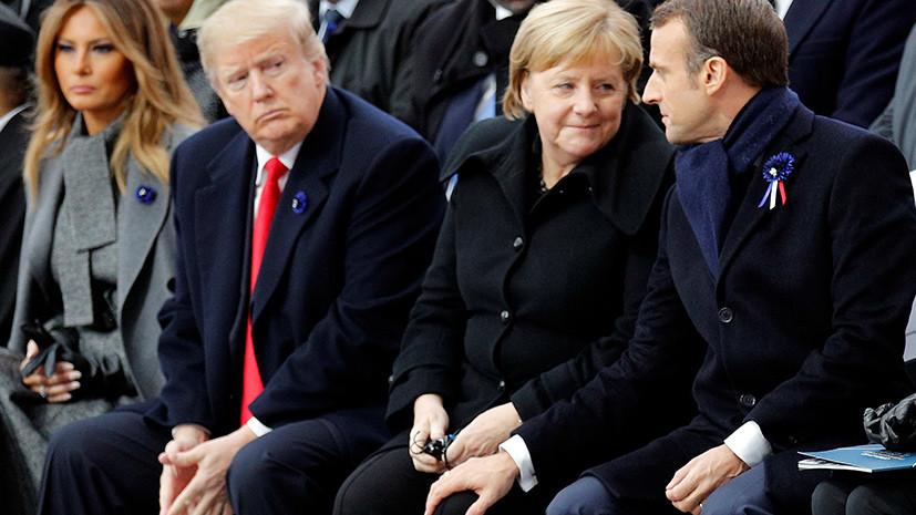 «Единство рушится»: сможет ли Вашингтон помешать созданию «европейского НАТО»