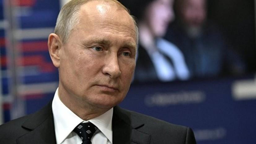 Путин: зарплаты и пенсии должны выражаться в реальных деньгах