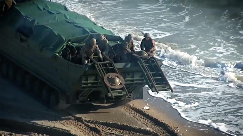 «Желание доказать свою состоятельность»: ВСУ провели учения на побережье Азовского моря