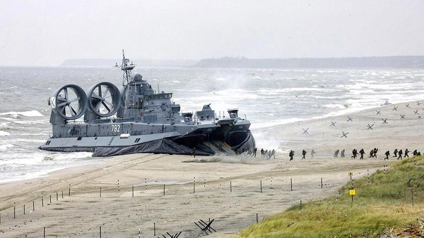 «Значительно повысить возможности»: как будет развиваться в ближайшие годы морская пехота России