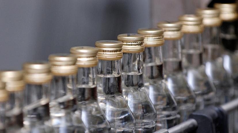 В Хабаровском крае заявили, что нелегальный оборот спиртного составляет до 25%