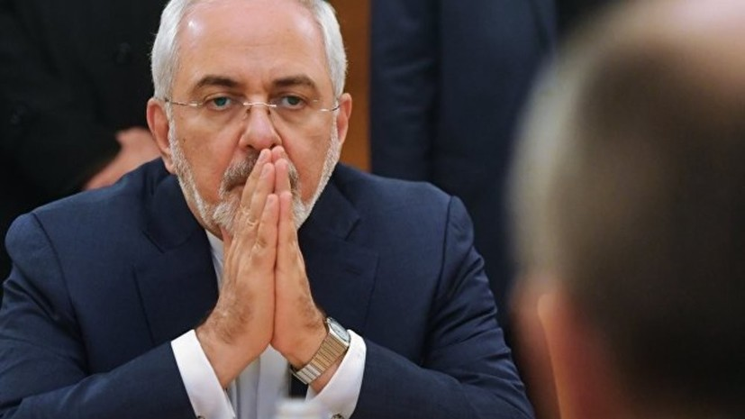 Лавров и Зариф на встрече в Риме обсудили СВПД