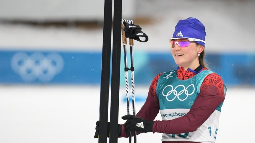 Россиянка Белорукова победила в спринте на этапе КМ по лыжным гонкам в Финляндии