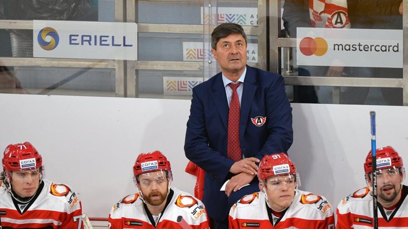«Автомобилист» потерпел третье подряд поражение в КХЛ, уступив «Ак Барсу»