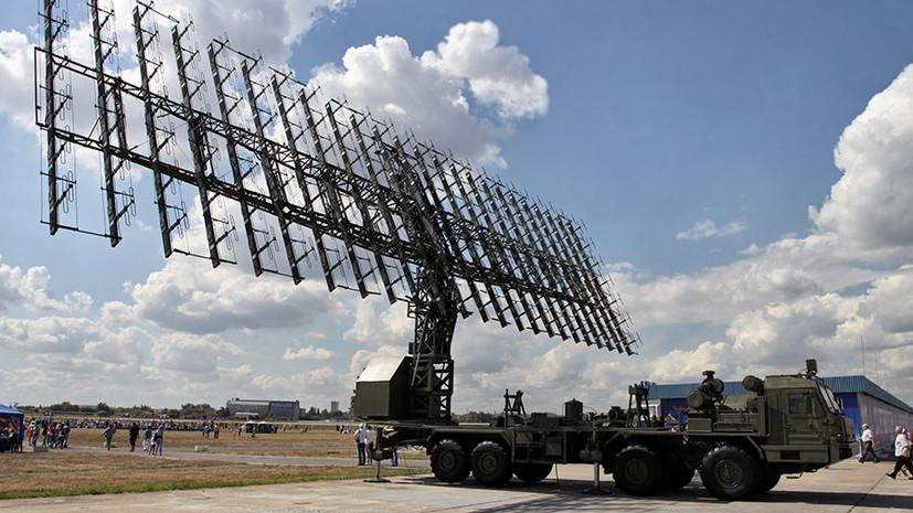 «Небо» на защите: как новейшая отечественная РЛС усилит противовоздушную оборону России