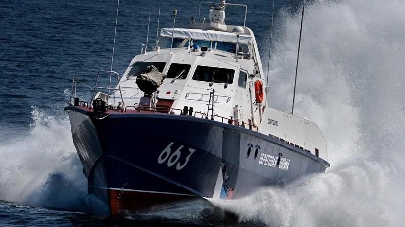 Украина обвинила Россию в «агрессивных действиях» при проходе кораблей