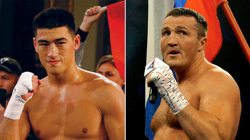 Четвёртая защита титула и разминка перед Усиком: российские боксёры Бивол и Лебедев одержали уверенные победы